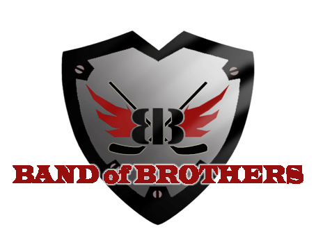 Logo Design by Vem Johnmar Pato - Entry No. 37 in the Logo Design Contest Inspiring Logo Design for Band of Brothers.