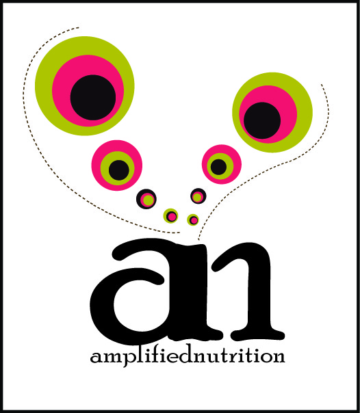 Logo Design by Fatima  - Entry No. 57 in the Logo Design Contest Amplified Nutrition.