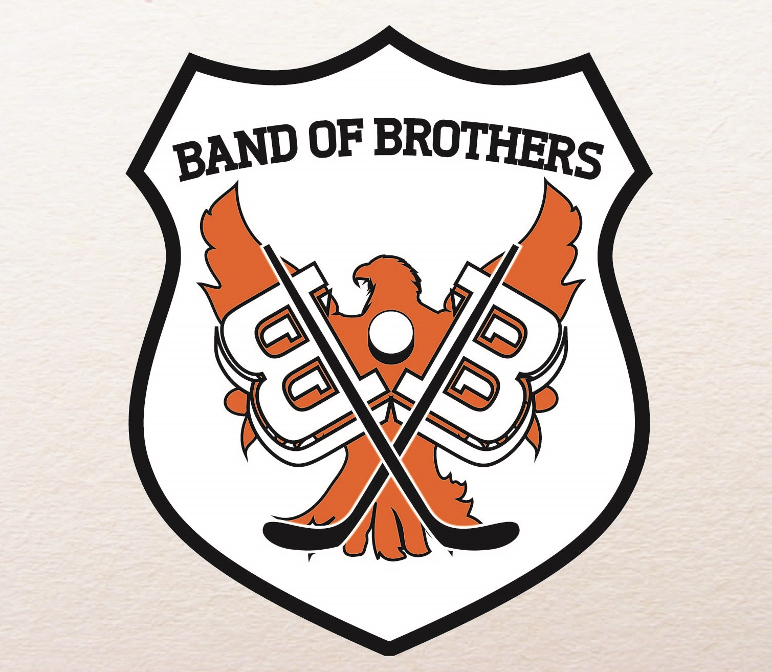 Logo Design by iwyn - Entry No. 38 in the Logo Design Contest Inspiring Logo Design for Band of Brothers.