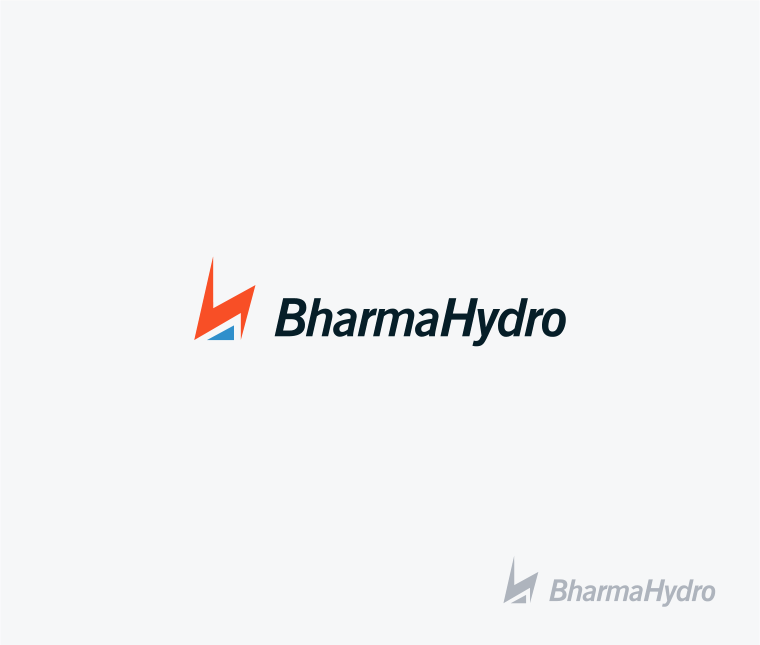 Logo Design by Jorge Sardon - Entry No. 36 in the Logo Design Contest Creative Logo Design for Bharma Hydro.