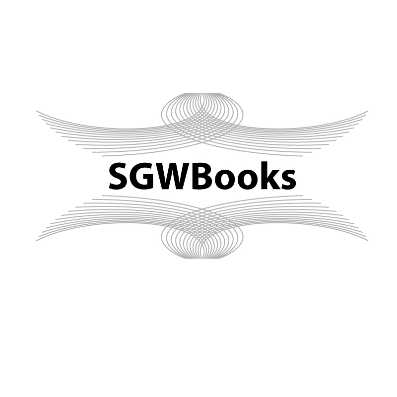 Logo Design by zams - Entry No. 44 in the Logo Design Contest SGW Books Logo Design.