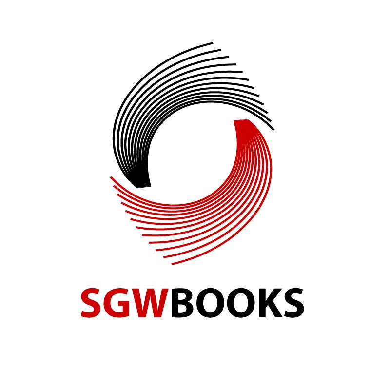 Logo Design by zams - Entry No. 45 in the Logo Design Contest SGW Books Logo Design.