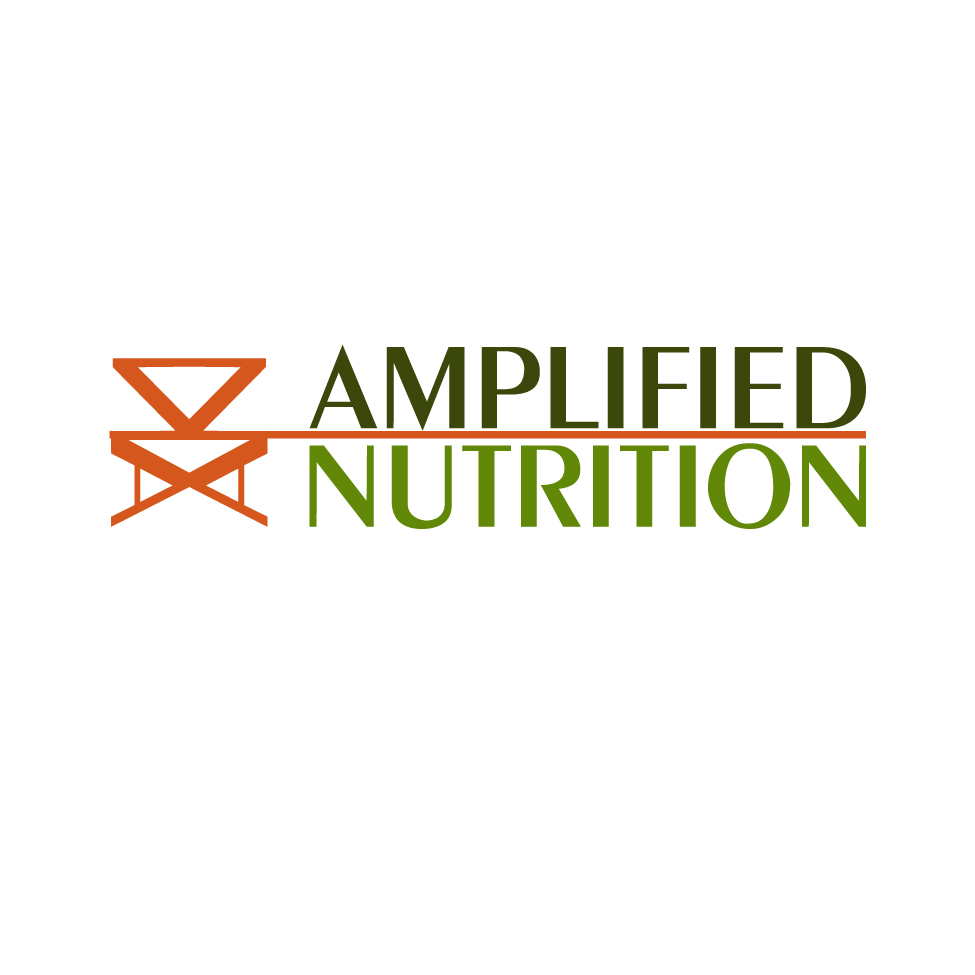 Logo Design by Deborah Wise - Entry No. 58 in the Logo Design Contest Amplified Nutrition.