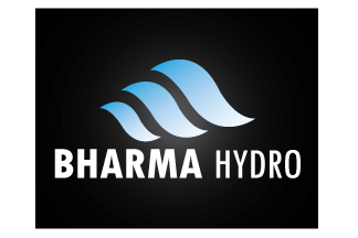 Logo Design by Jocas Gihara - Entry No. 37 in the Logo Design Contest Creative Logo Design for Bharma Hydro.