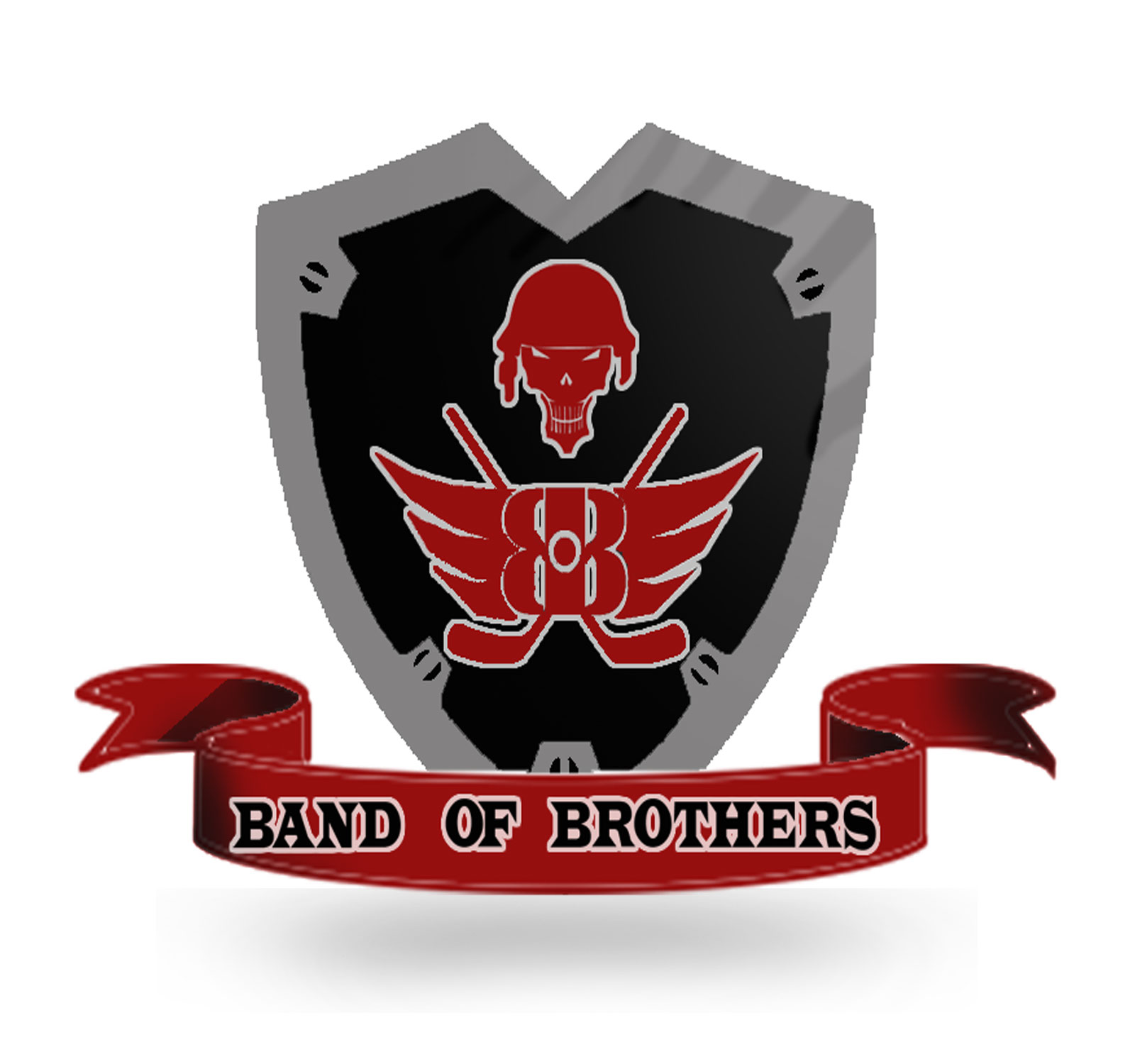 Logo Design by Vem Johnmar Pato - Entry No. 41 in the Logo Design Contest Inspiring Logo Design for Band of Brothers.