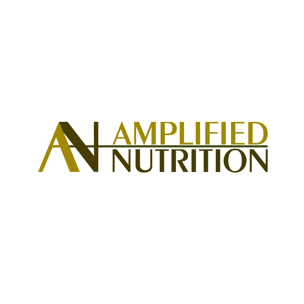Logo Design by Deborah Wise - Entry No. 60 in the Logo Design Contest Amplified Nutrition.
