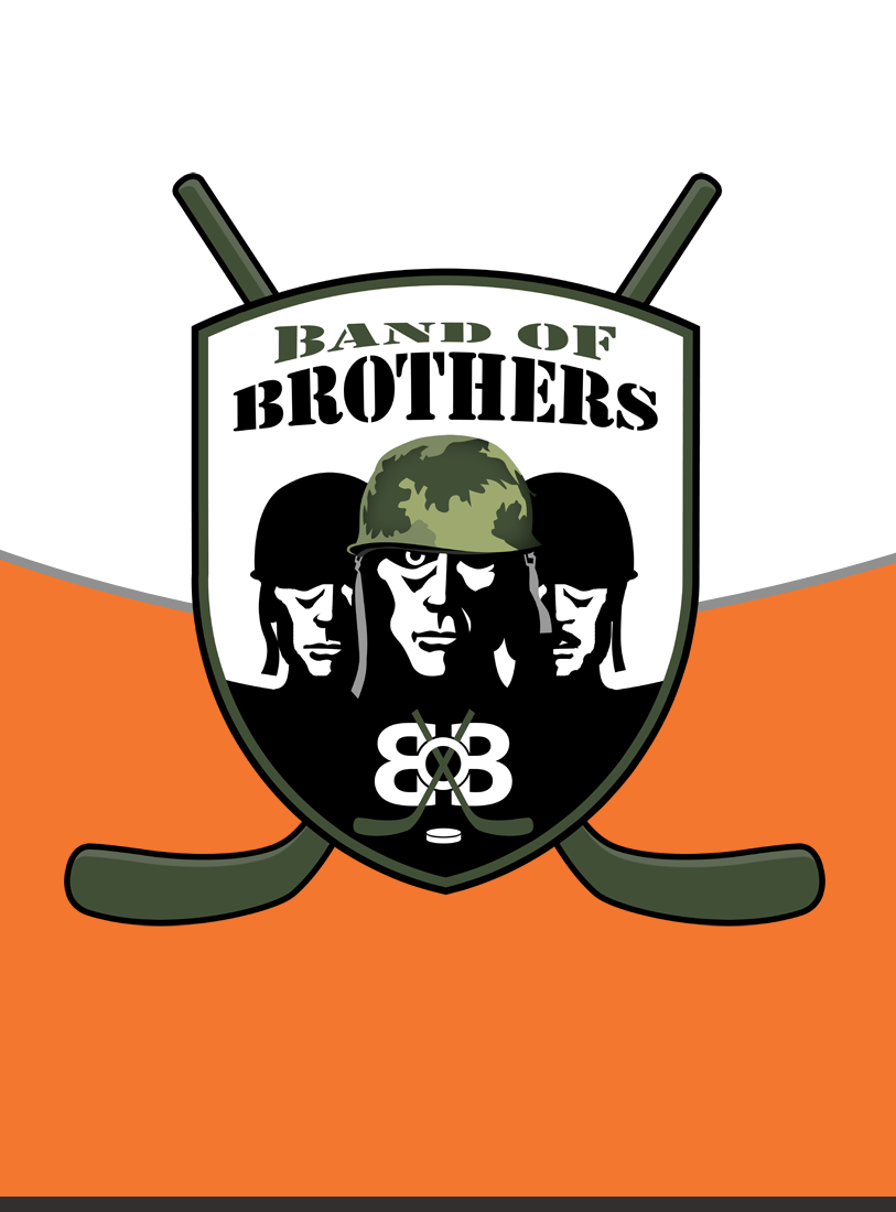 Logo Design by Private User - Entry No. 46 in the Logo Design Contest Inspiring Logo Design for Band of Brothers.