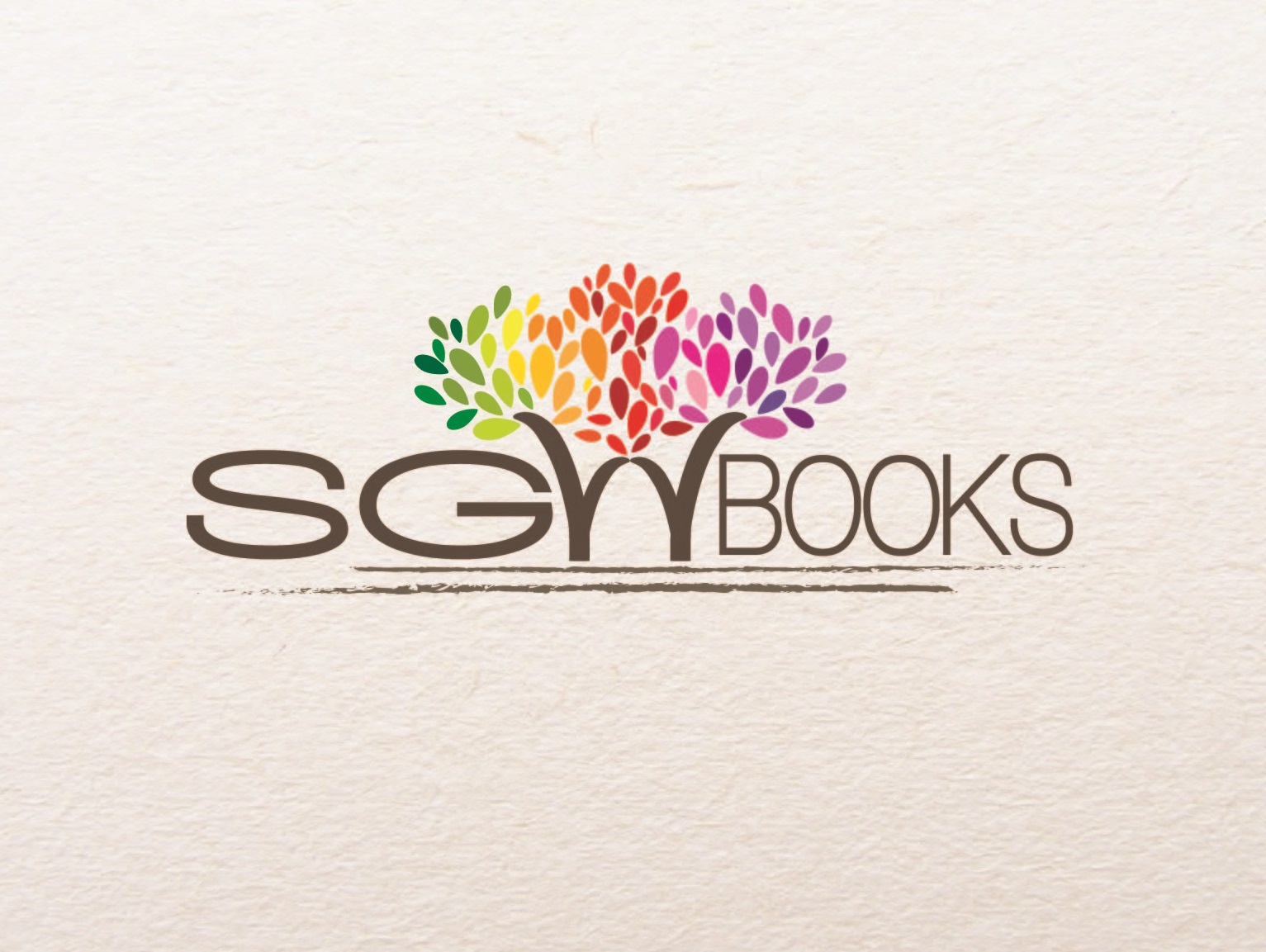Logo Design by iwyn - Entry No. 51 in the Logo Design Contest SGW Books Logo Design.