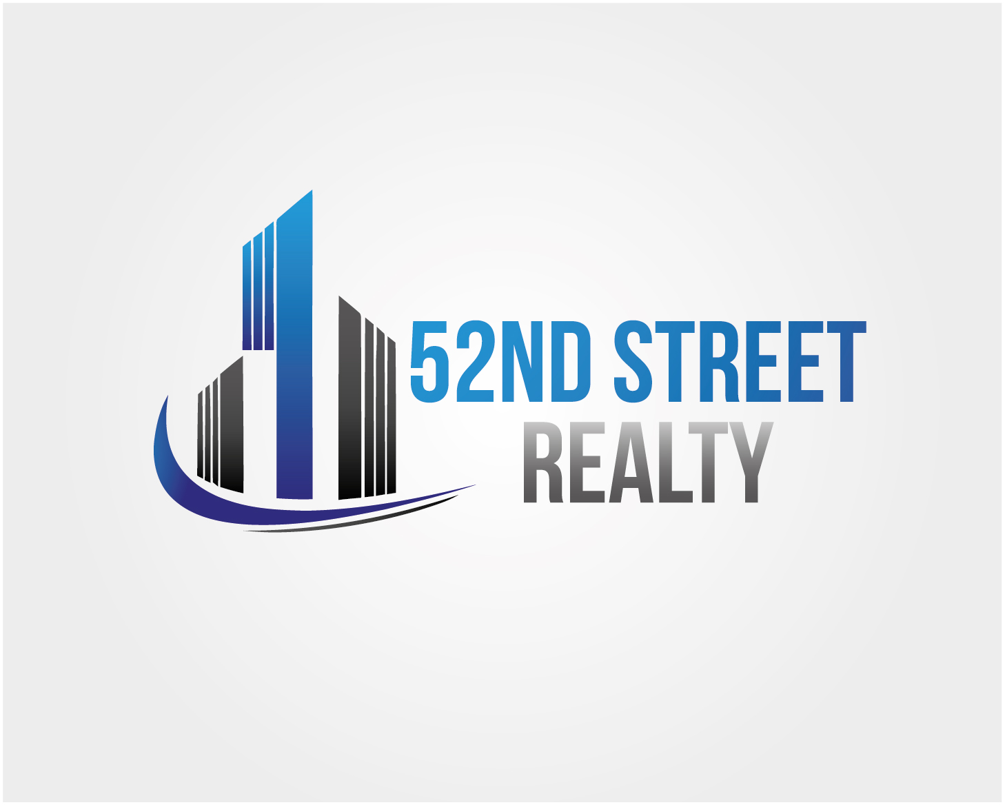 Logo Design by VENTSISLAV KOVACHEV - Entry No. 36 in the Logo Design Contest 52nd Street Realty Logo Design.