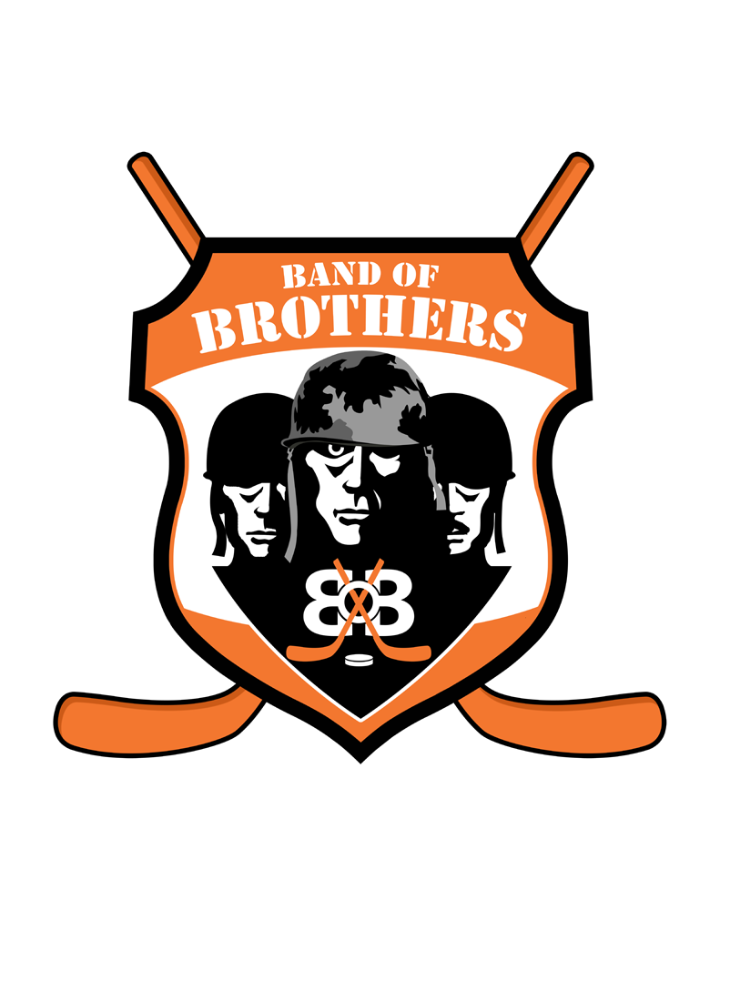 Logo Design by Private User - Entry No. 52 in the Logo Design Contest Inspiring Logo Design for Band of Brothers.