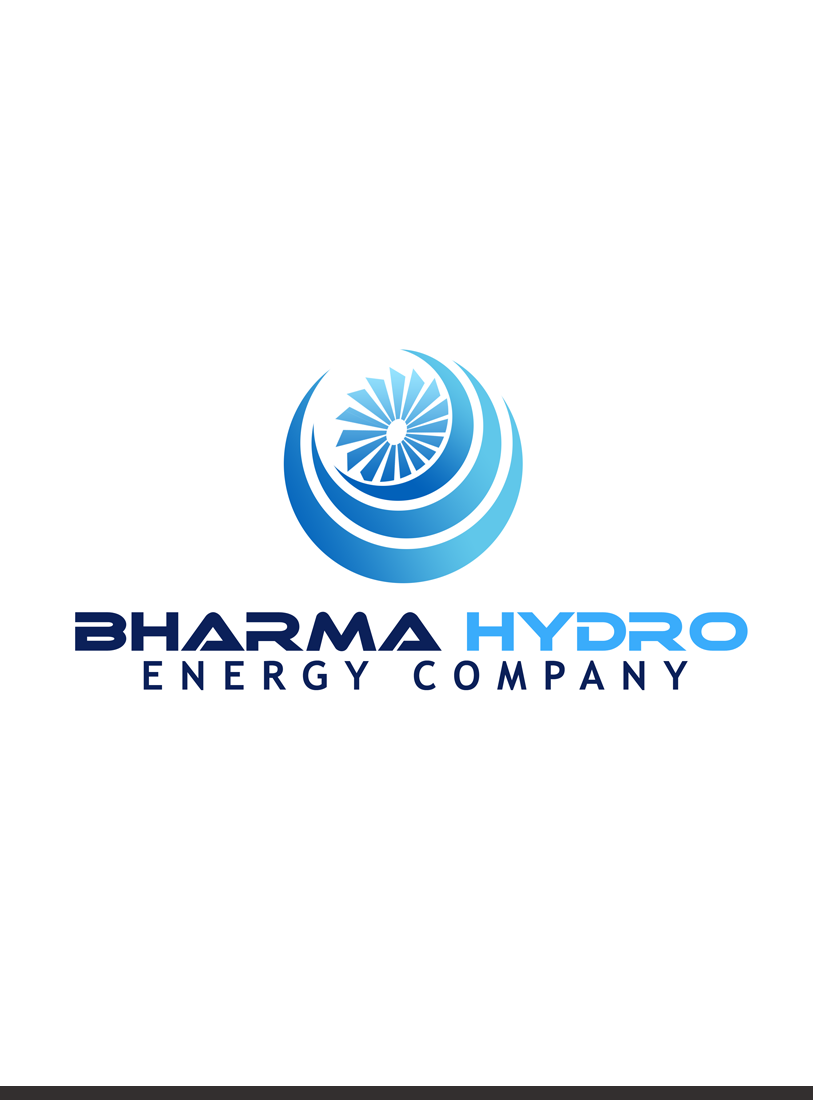 Logo Design by Robert Turla - Entry No. 40 in the Logo Design Contest Creative Logo Design for Bharma Hydro.