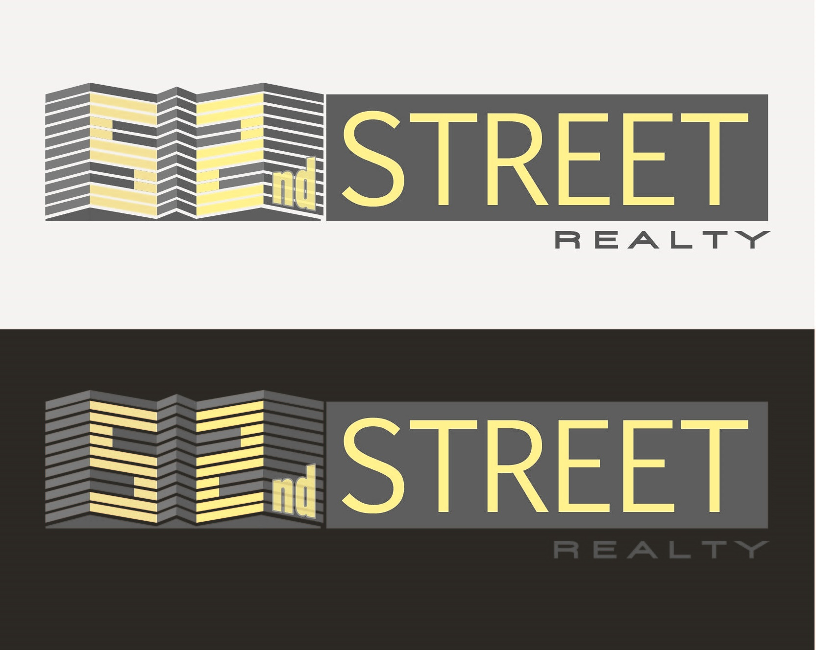 Logo Design by iwyn - Entry No. 37 in the Logo Design Contest 52nd Street Realty Logo Design.