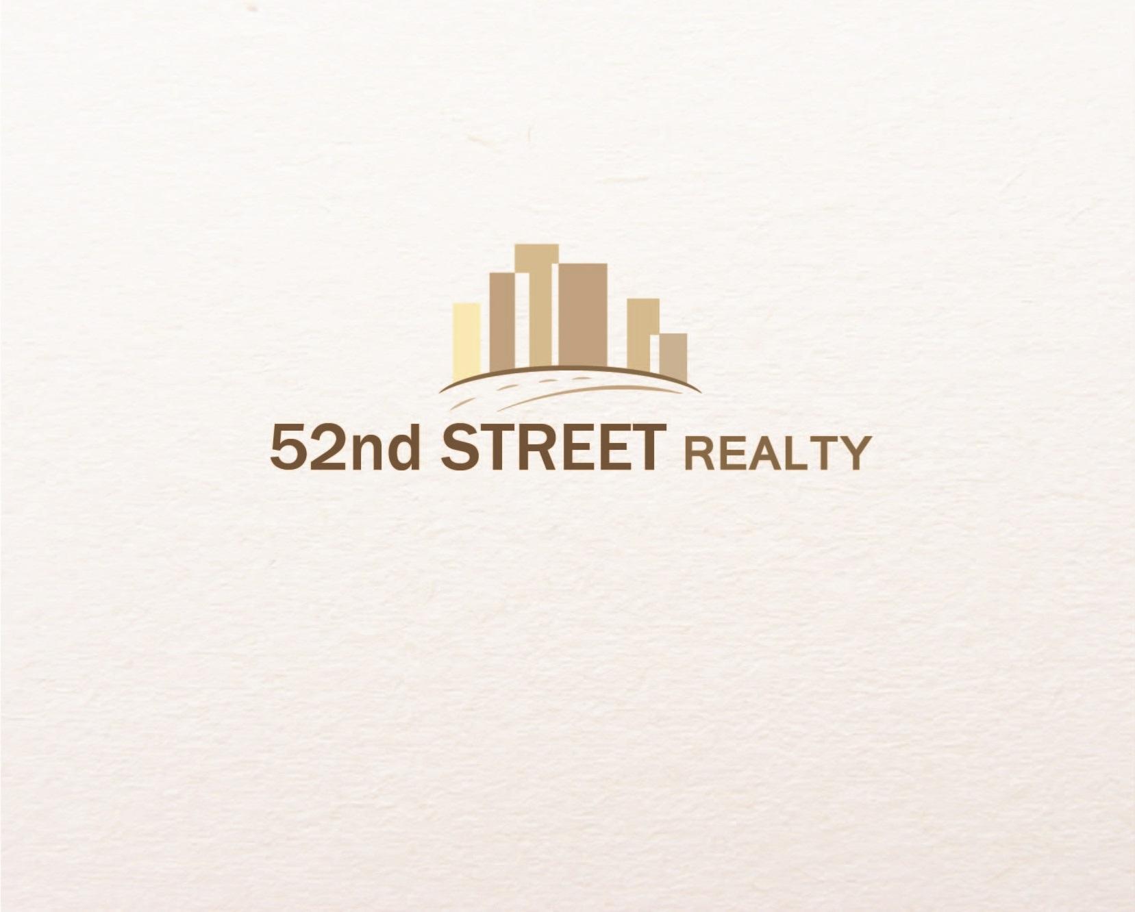 Logo Design by iwyn - Entry No. 38 in the Logo Design Contest 52nd Street Realty Logo Design.