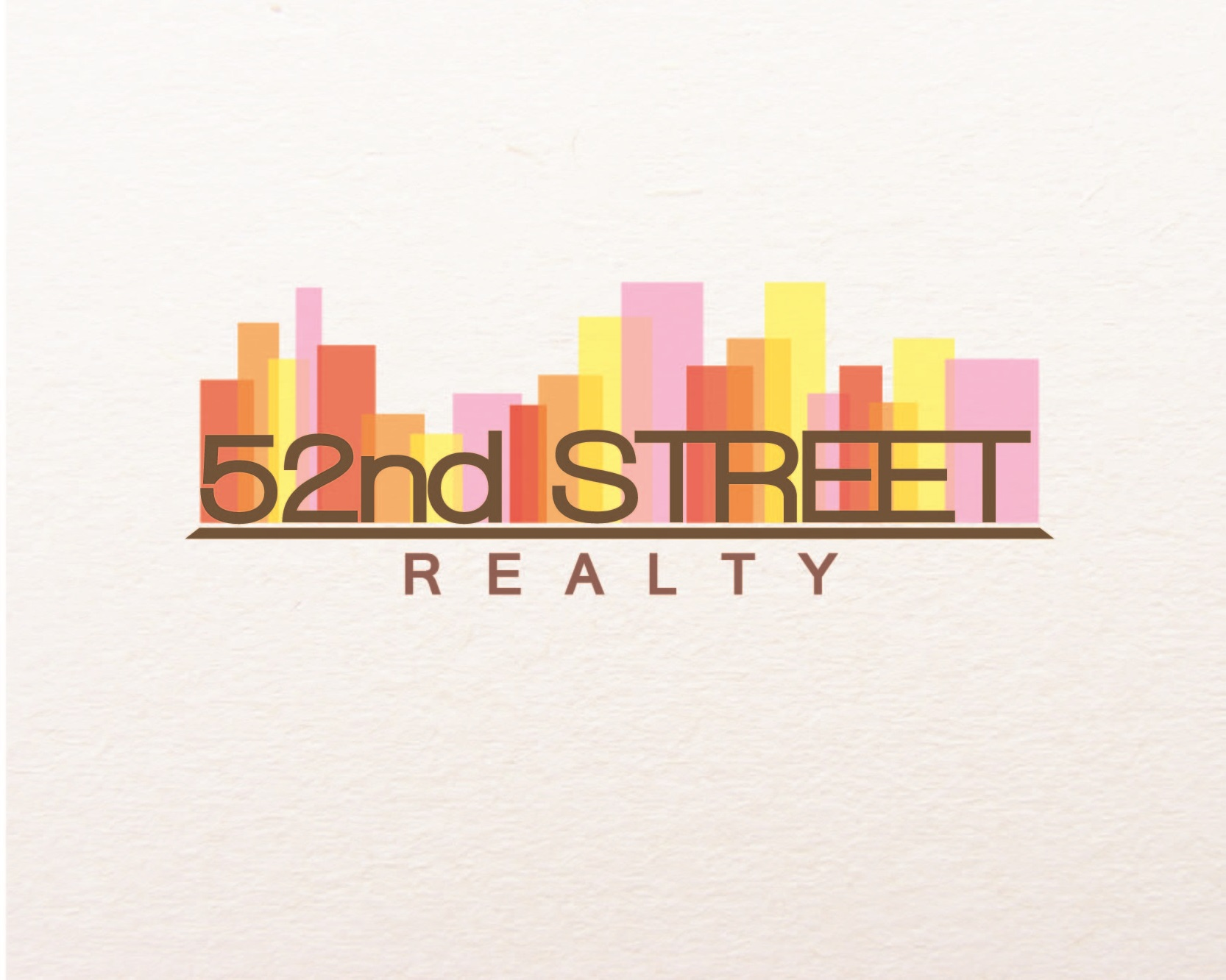 Logo Design by iwyn - Entry No. 39 in the Logo Design Contest 52nd Street Realty Logo Design.