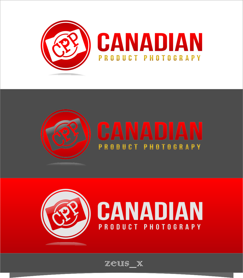 Logo Design by Ngepet_art - Entry No. 37 in the Logo Design Contest Artistic Logo Design for Canadian Product Photography.