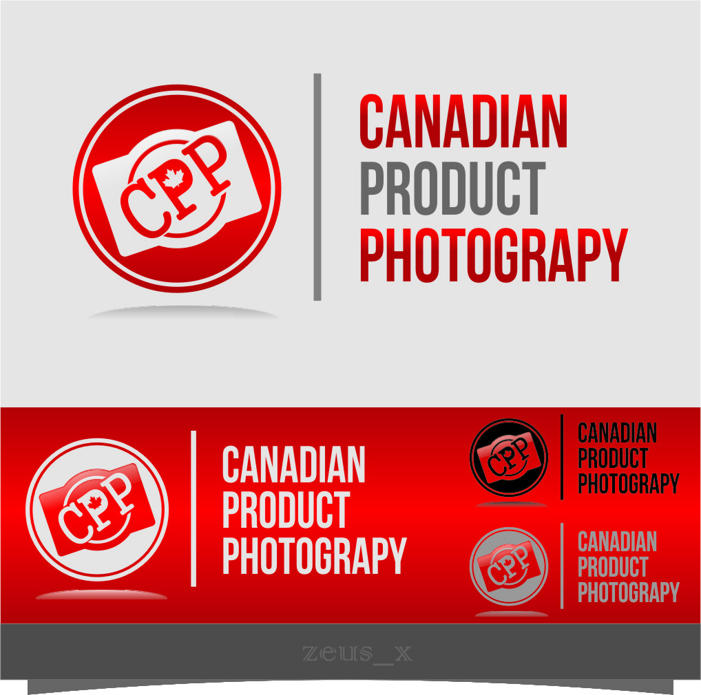 Logo Design by RasYa Muhammad Athaya - Entry No. 38 in the Logo Design Contest Artistic Logo Design for Canadian Product Photography.