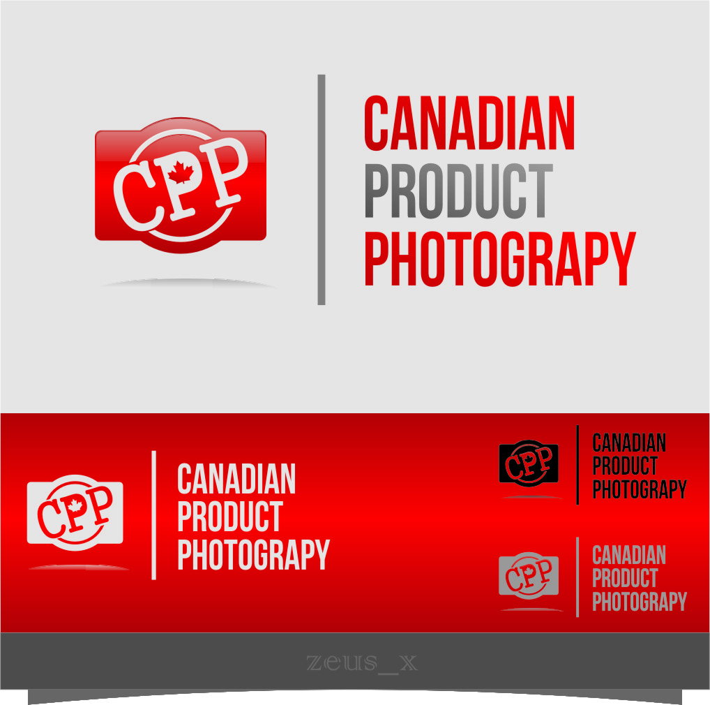 Logo Design by RasYa Muhammad Athaya - Entry No. 39 in the Logo Design Contest Artistic Logo Design for Canadian Product Photography.