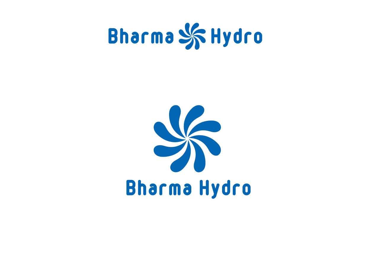 Logo Design by Severiano Fernandes - Entry No. 41 in the Logo Design Contest Creative Logo Design for Bharma Hydro.