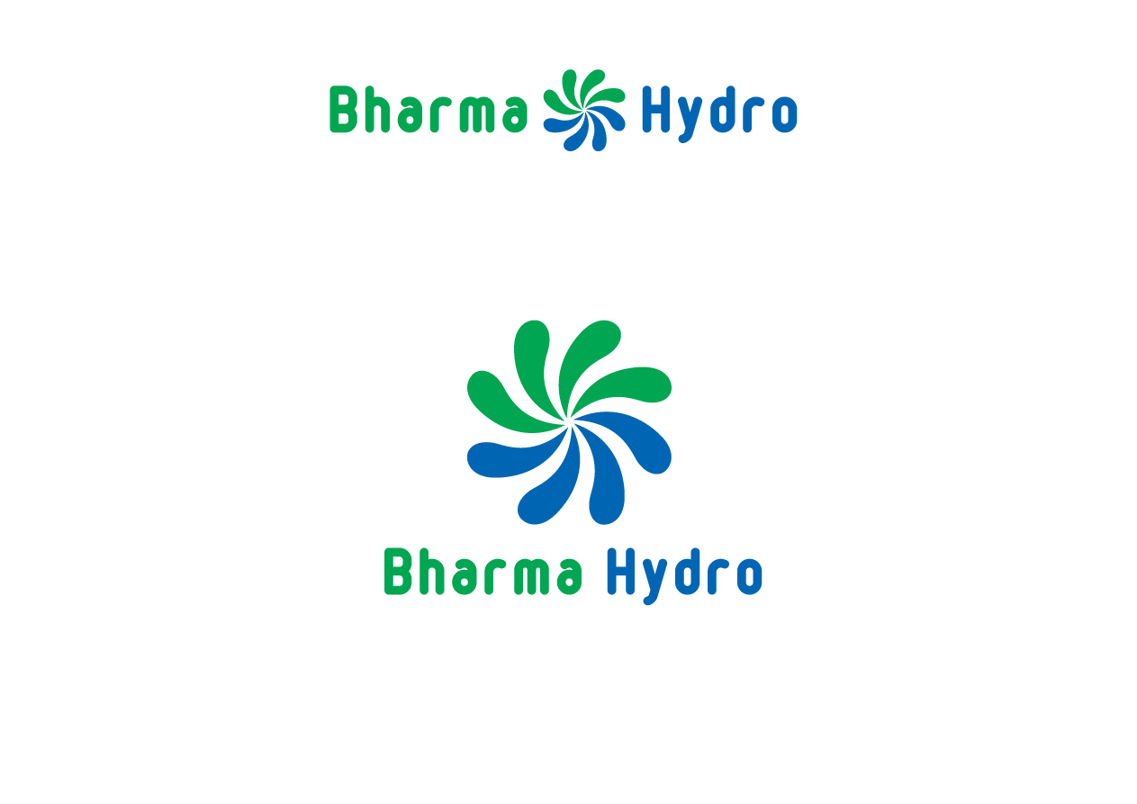 Logo Design by Severiano Fernandes - Entry No. 42 in the Logo Design Contest Creative Logo Design for Bharma Hydro.