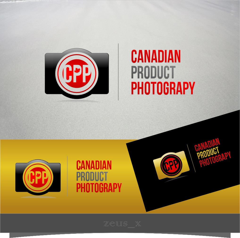 Logo Design by RasYa Muhammad Athaya - Entry No. 41 in the Logo Design Contest Artistic Logo Design for Canadian Product Photography.