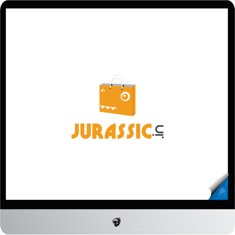 Logo Design by zesthar - Entry No. 4 in the Logo Design Contest Unique Logo Design Wanted for jurassic.in.