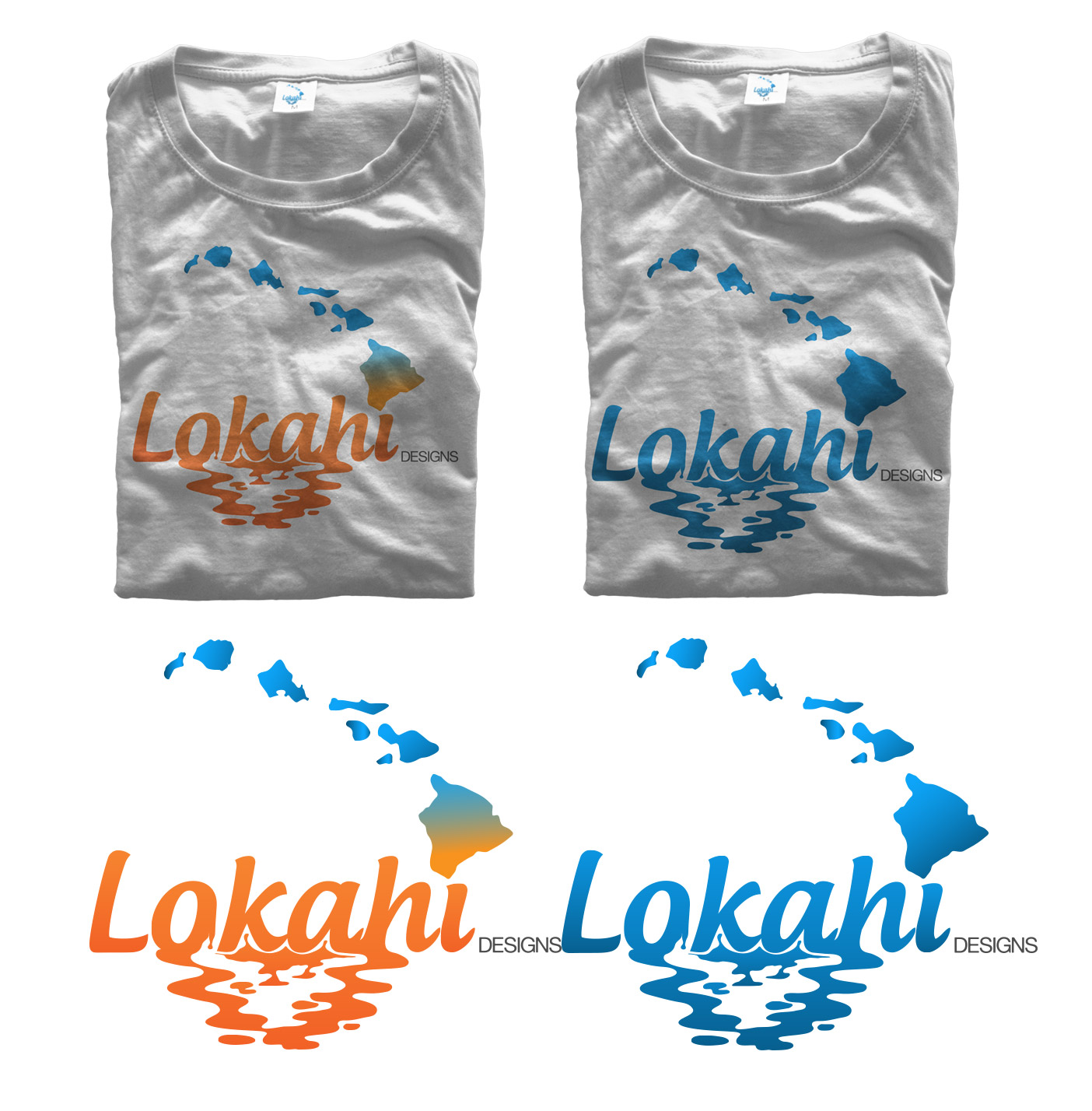 Logo Design by olii - Entry No. 41 in the Logo Design Contest Unique Logo Design Wanted for Lokahi Designs.