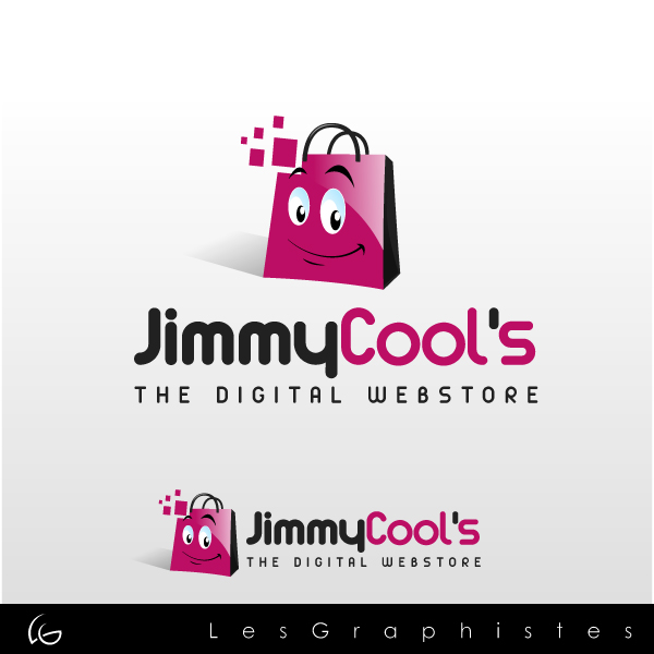 Logo Design by Les-Graphistes - Entry No. 12 in the Logo Design Contest Jimmy Cool's.