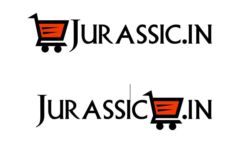 Logo Design by Private User - Entry No. 6 in the Logo Design Contest Unique Logo Design Wanted for jurassic.in.