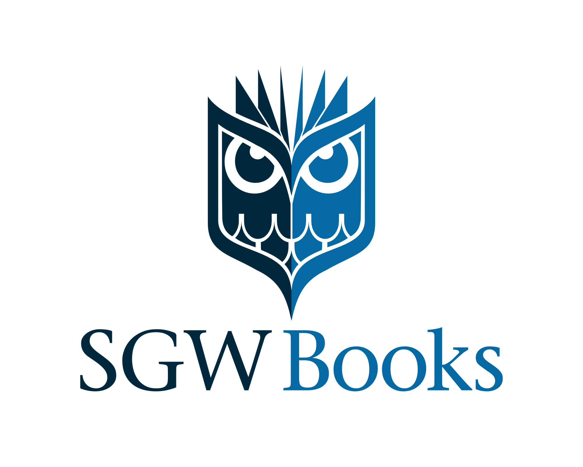 Logo Design by explogos - Entry No. 53 in the Logo Design Contest SGW Books Logo Design.