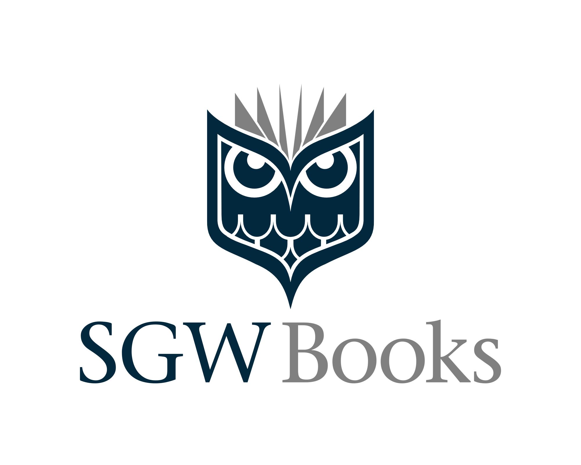 Logo Design by explogos - Entry No. 56 in the Logo Design Contest SGW Books Logo Design.