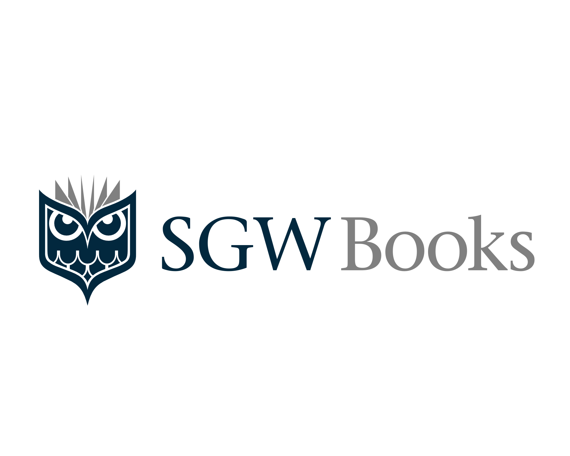 Logo Design by explogos - Entry No. 58 in the Logo Design Contest SGW Books Logo Design.