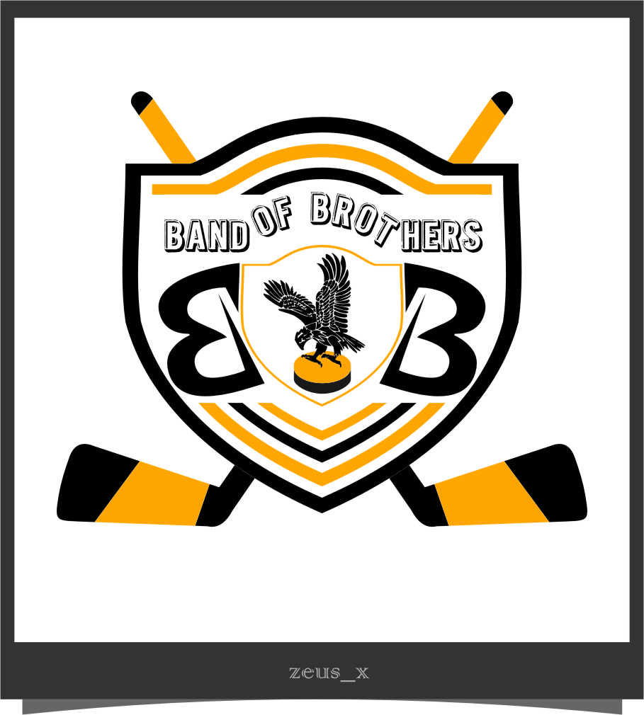 Logo Design by Ngepet_art - Entry No. 60 in the Logo Design Contest Inspiring Logo Design for Band of Brothers.