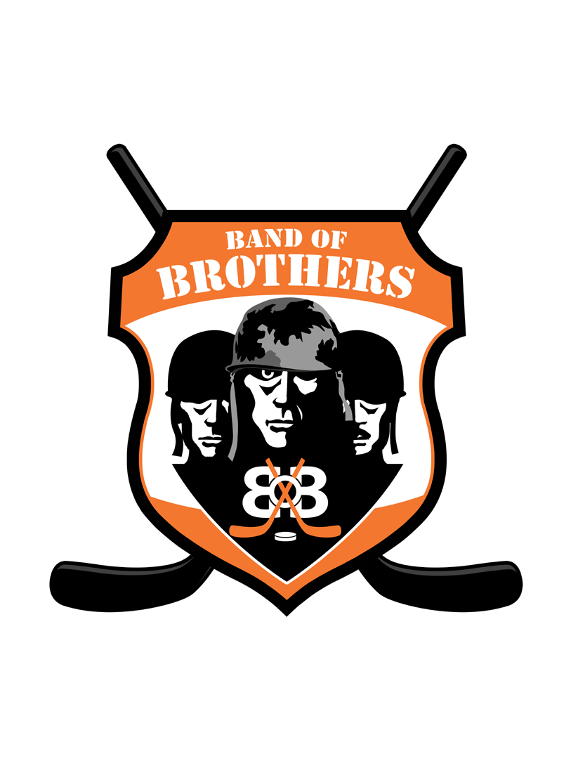 Logo Design by Private User - Entry No. 62 in the Logo Design Contest Inspiring Logo Design for Band of Brothers.