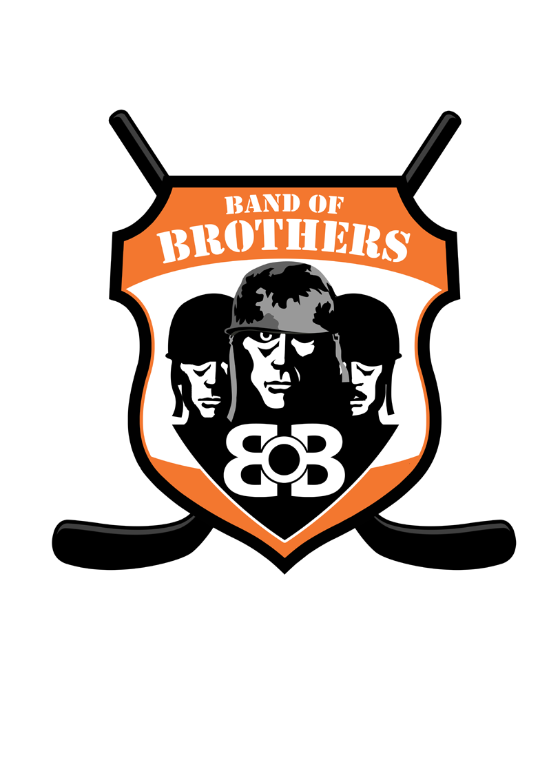 Logo Design by Private User - Entry No. 65 in the Logo Design Contest Inspiring Logo Design for Band of Brothers.