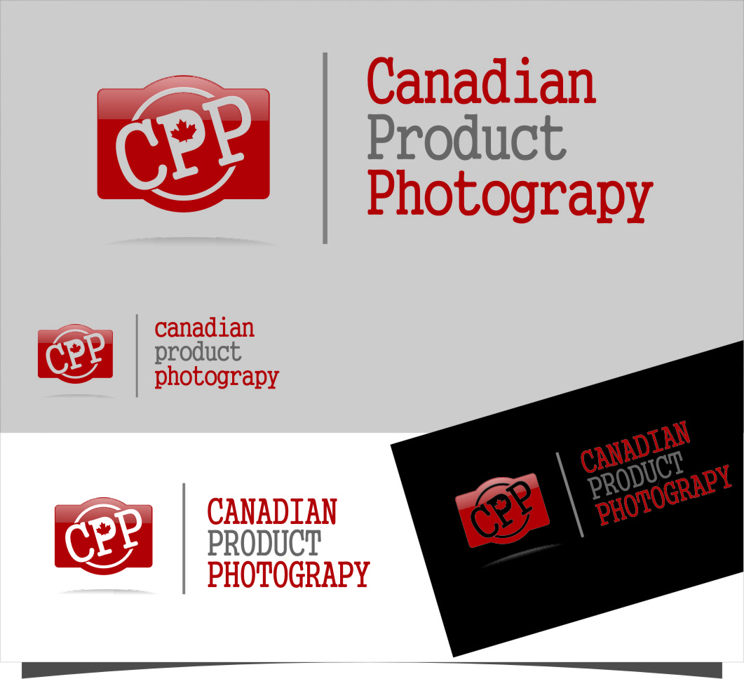 Logo Design by Ngepet_art - Entry No. 43 in the Logo Design Contest Artistic Logo Design for Canadian Product Photography.