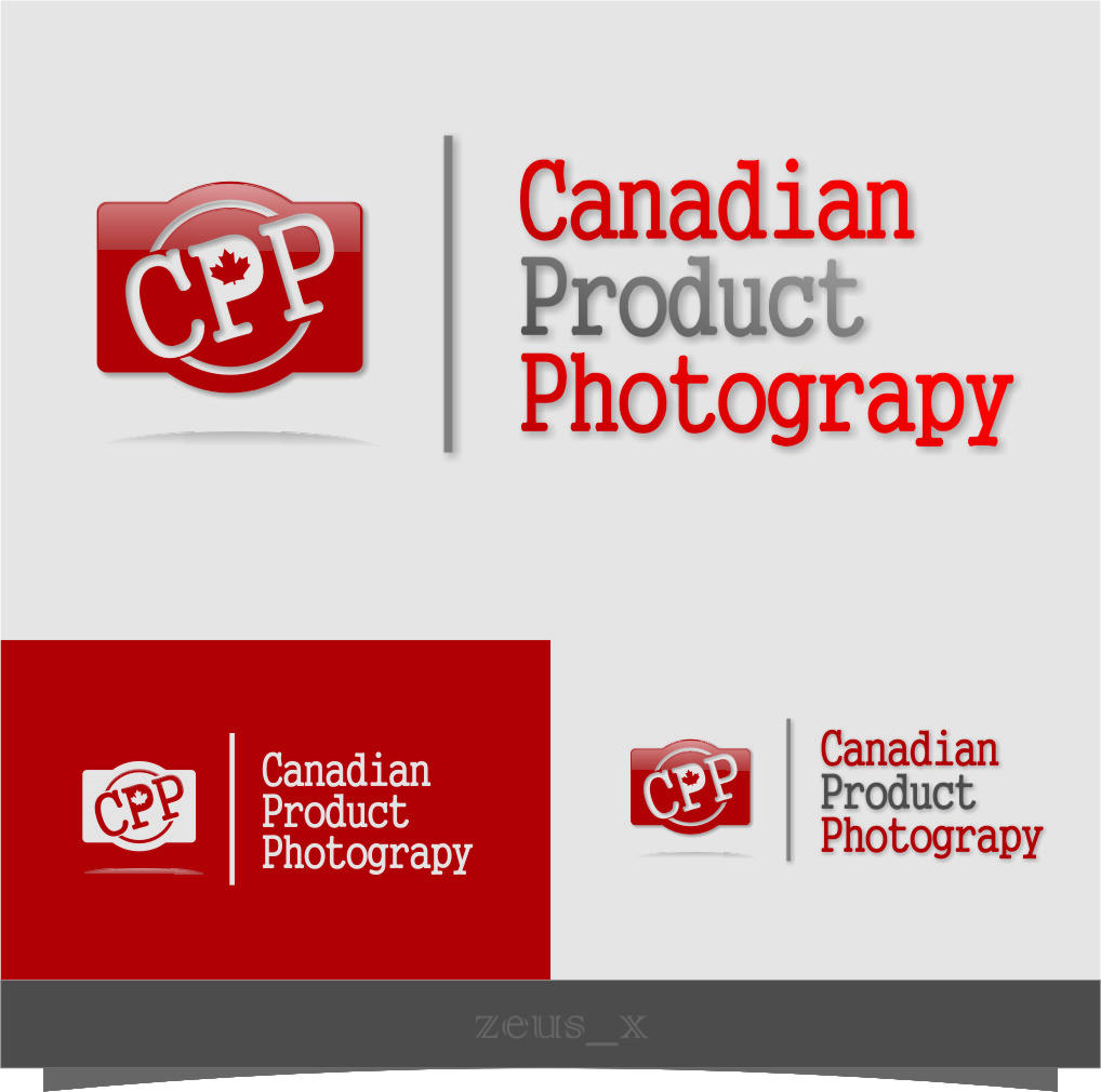 Logo Design by RasYa Muhammad Athaya - Entry No. 44 in the Logo Design Contest Artistic Logo Design for Canadian Product Photography.
