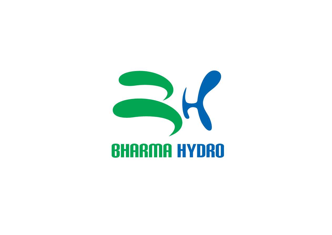 Logo Design by Severiano Fernandes - Entry No. 43 in the Logo Design Contest Creative Logo Design for Bharma Hydro.