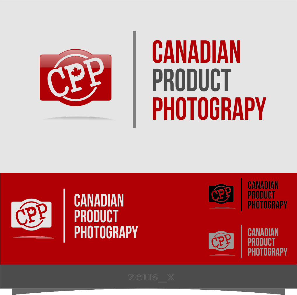 Logo Design by Ngepet_art - Entry No. 47 in the Logo Design Contest Artistic Logo Design for Canadian Product Photography.