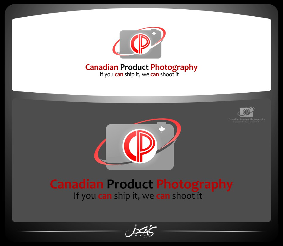 Logo Design by joca - Entry No. 48 in the Logo Design Contest Artistic Logo Design for Canadian Product Photography.