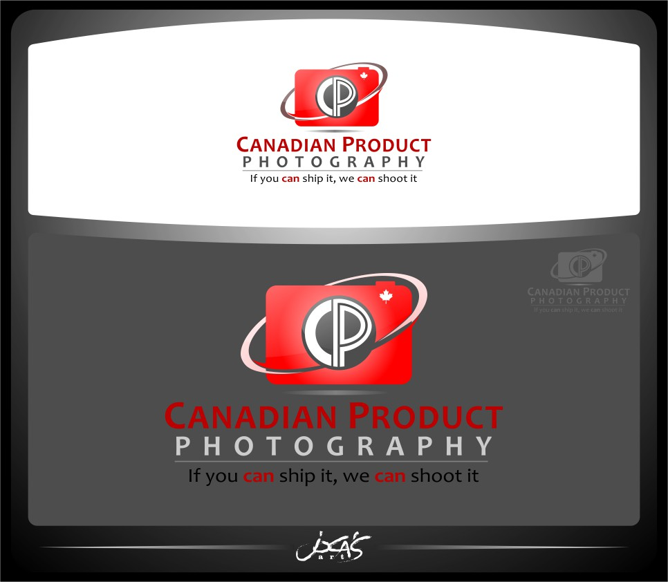 Logo Design by joca - Entry No. 49 in the Logo Design Contest Artistic Logo Design for Canadian Product Photography.