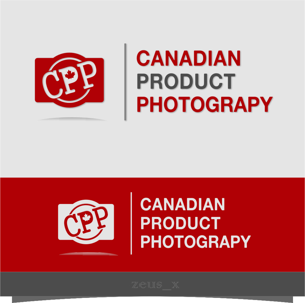 Logo Design by RasYa Muhammad Athaya - Entry No. 50 in the Logo Design Contest Artistic Logo Design for Canadian Product Photography.