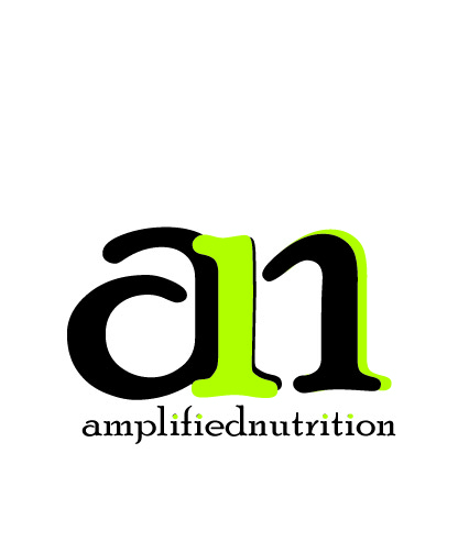 Logo Design by Fatima  - Entry No. 67 in the Logo Design Contest Amplified Nutrition.