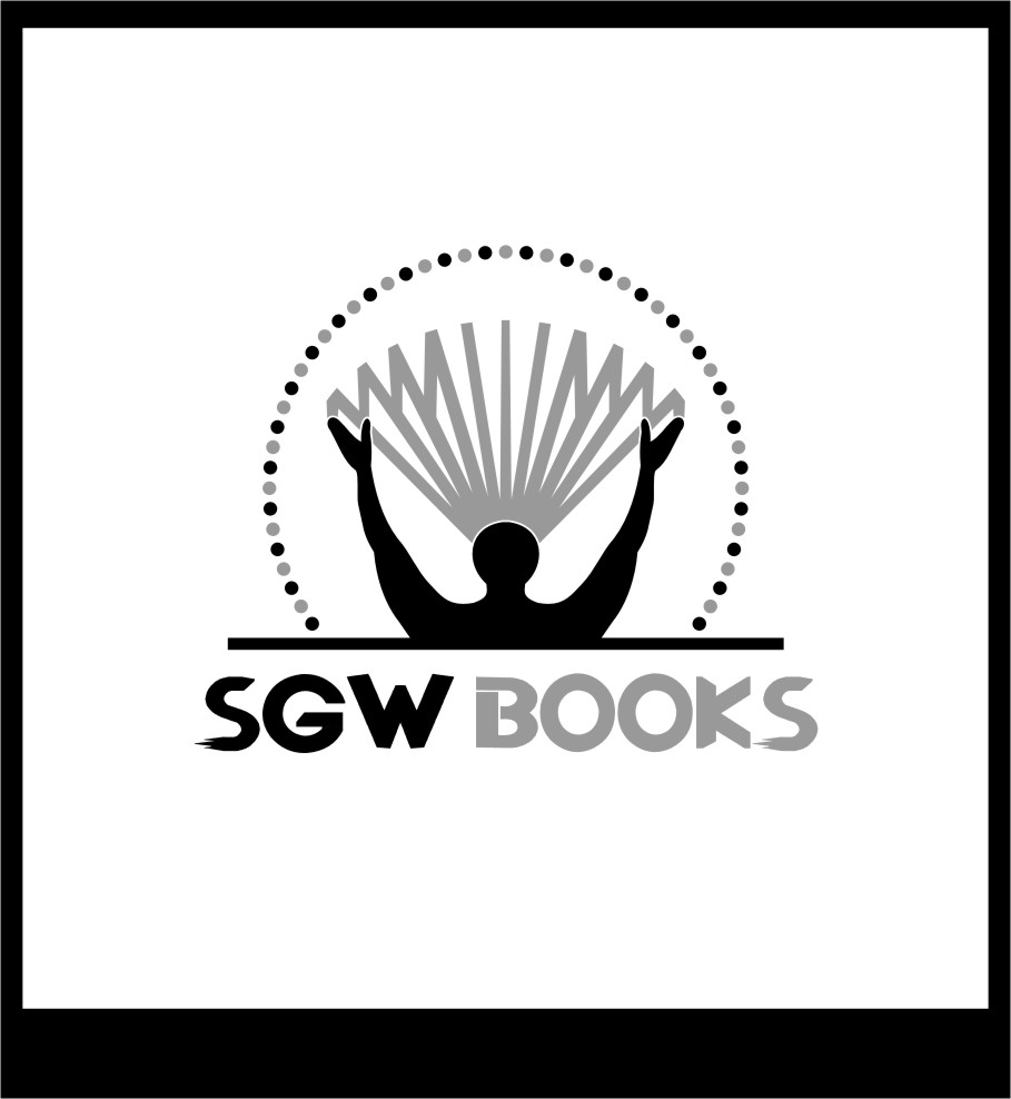 Logo Design by Ngepet_art - Entry No. 62 in the Logo Design Contest SGW Books Logo Design.