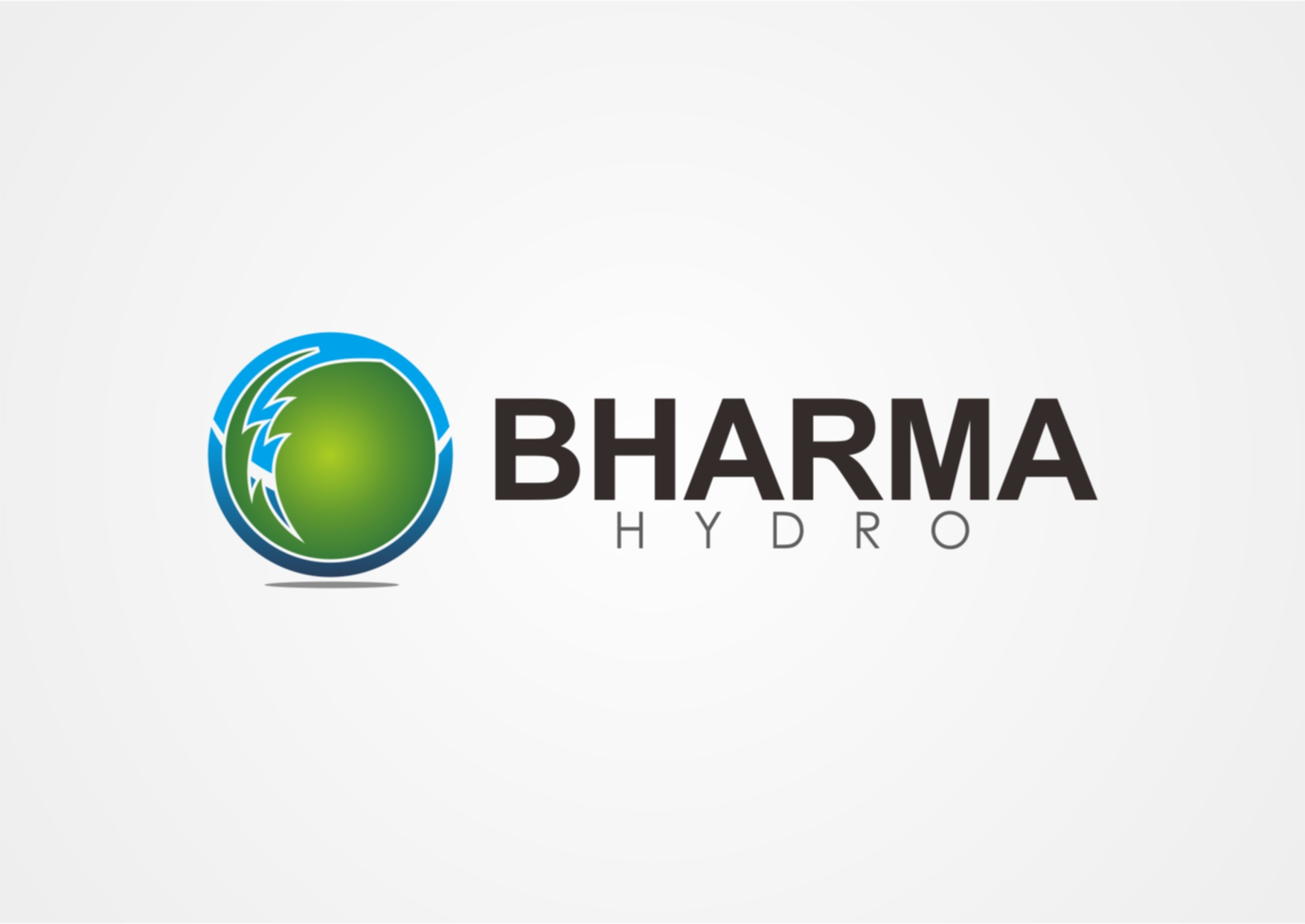 Logo Design by Private User - Entry No. 44 in the Logo Design Contest Creative Logo Design for Bharma Hydro.