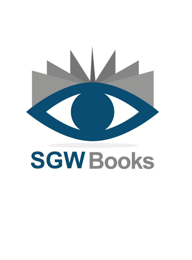 Logo Design by Robert Turla - Entry No. 63 in the Logo Design Contest SGW Books Logo Design.