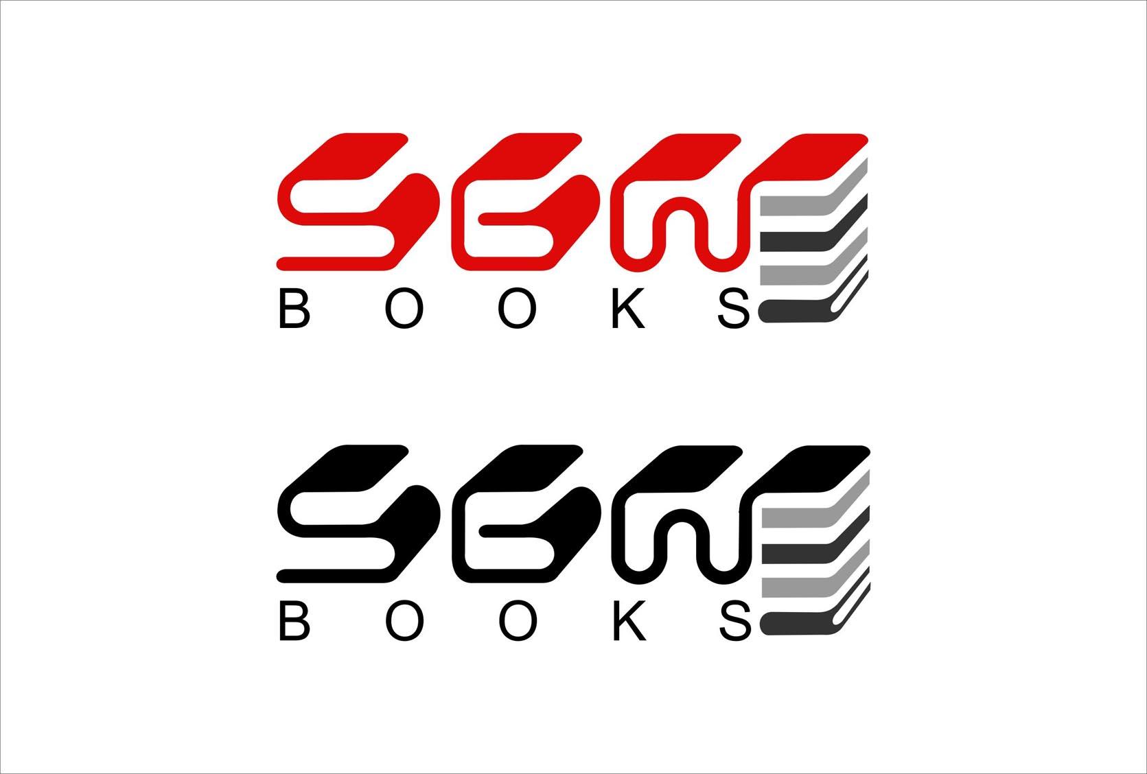 Logo Design by Niraj Dhimmar - Entry No. 65 in the Logo Design Contest SGW Books Logo Design.