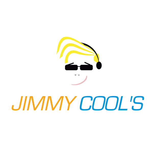 Logo Design by pressman54 - Entry No. 16 in the Logo Design Contest Jimmy Cool's.