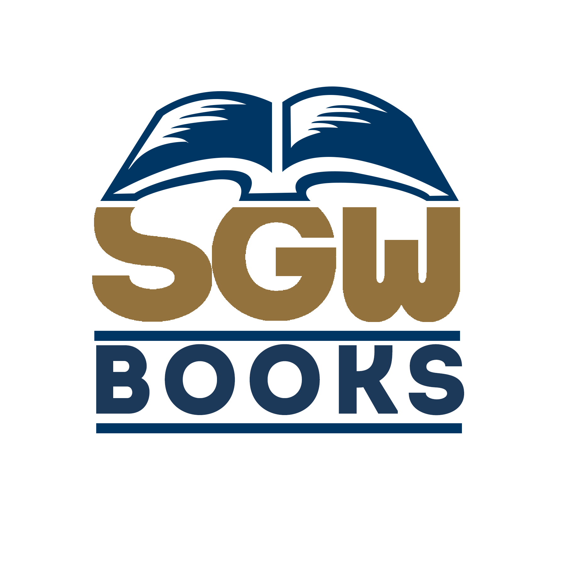 Logo Design by Lemuel Arvin Tanzo - Entry No. 72 in the Logo Design Contest SGW Books Logo Design.