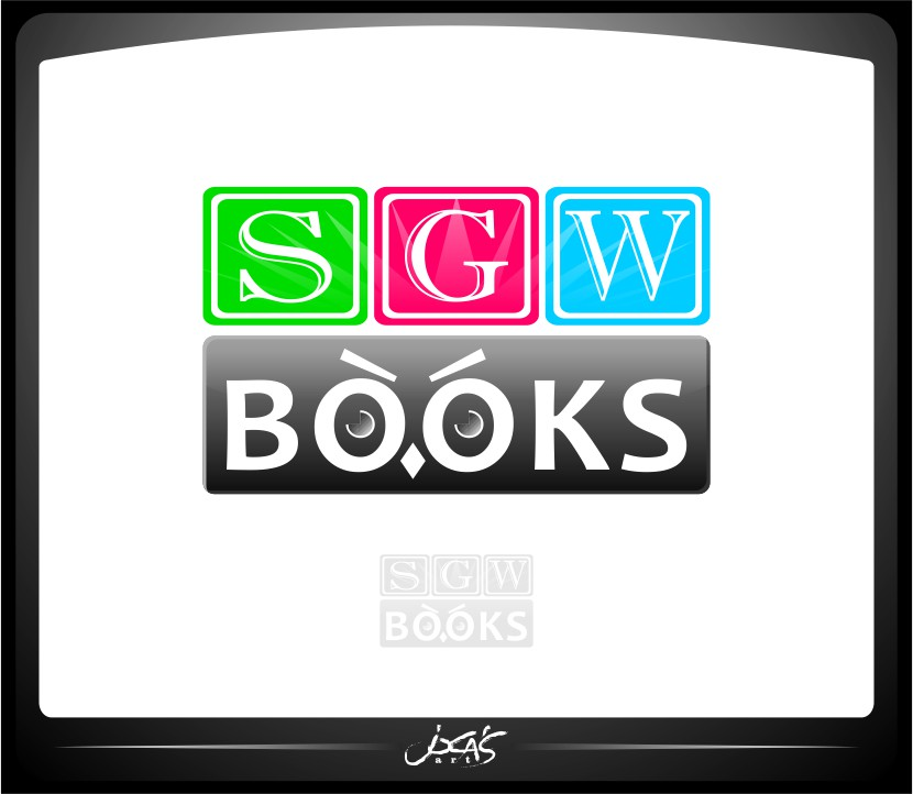 Logo Design by joca - Entry No. 73 in the Logo Design Contest SGW Books Logo Design.