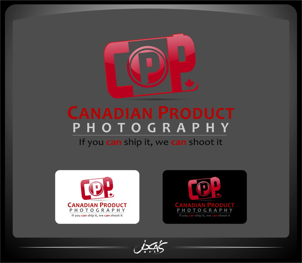 Logo Design by joca - Entry No. 51 in the Logo Design Contest Artistic Logo Design for Canadian Product Photography.
